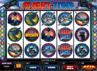 Flight Zone Game View