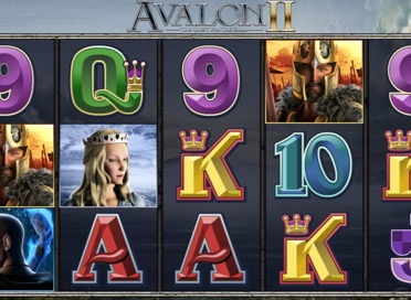 Avlon II Game View